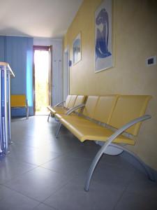 Immagine sala attesa ambulatoriale